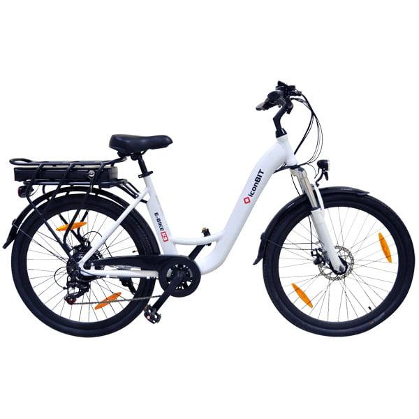 Электровелосипед Iconbit K-9 250W (36V/10Ah) фото